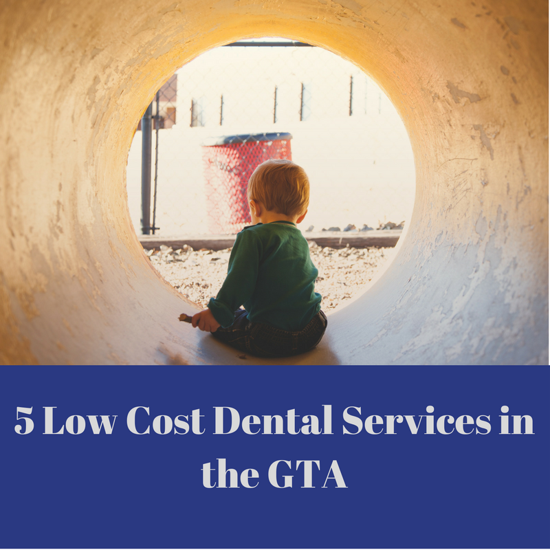 5  Low-Cost Dental Services in the GTA
